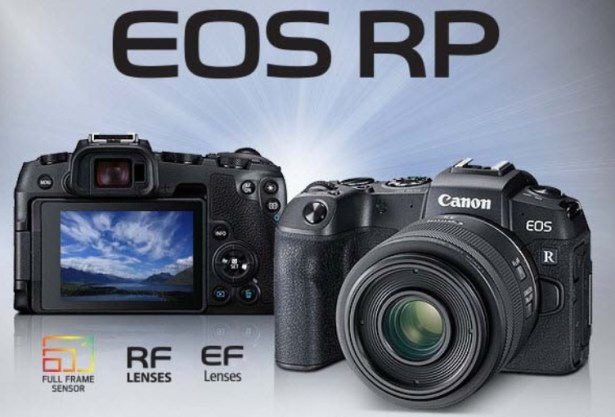 Canon EOS RP Specifications and Price in Nepal