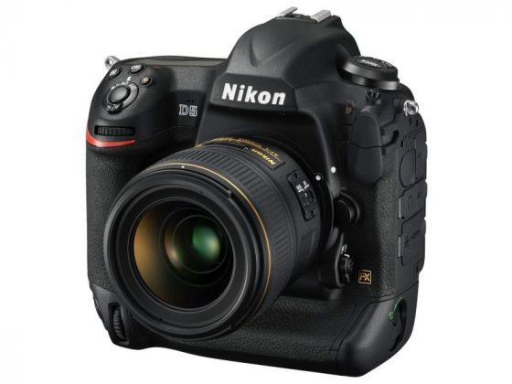 Nikon D5 Specifications & Price in Nepal