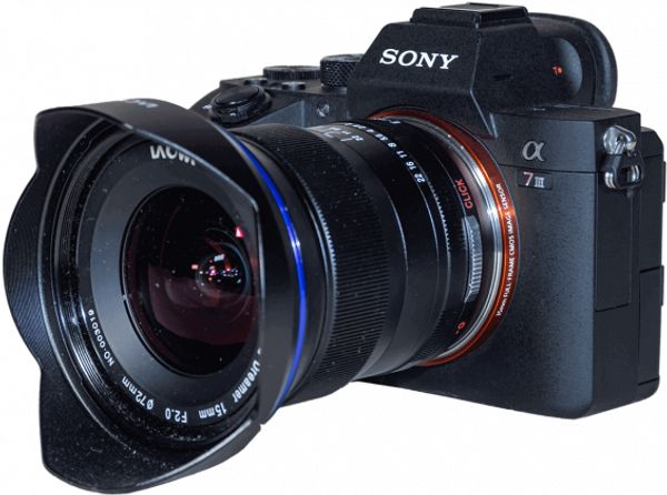 Sony Alpha a7 III Specifications & Price in Nepal