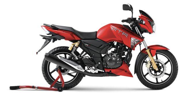 TVS RTR 180 Bike Price in Nepal