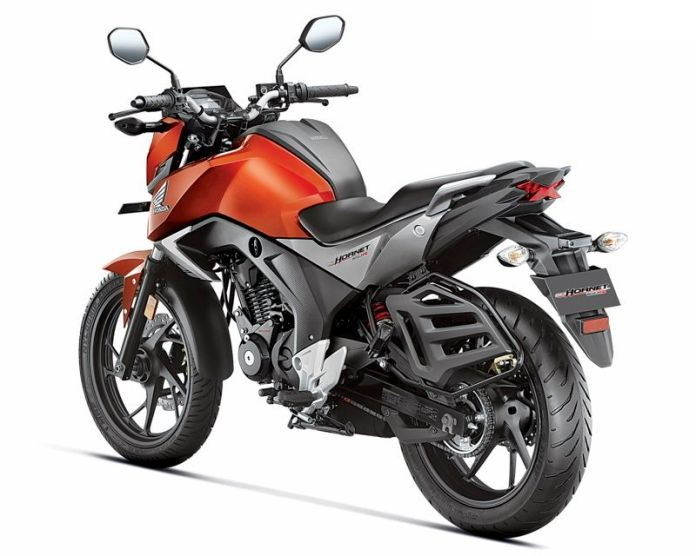 Honda Hornet 160R Price in Nepal Specs and Features