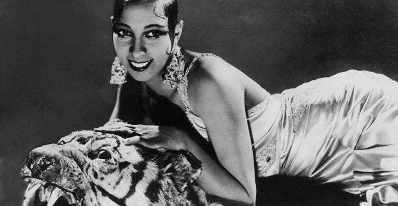 THE SENSATIONAL JOSEPHINE BAKER ARRIVES IN PARIS — 2/13/20
