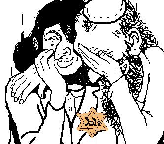 laughing jews jew