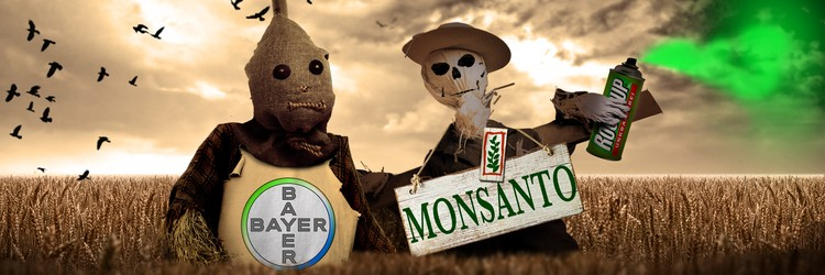 Image result for marriage made in hell, bayer/monsanto