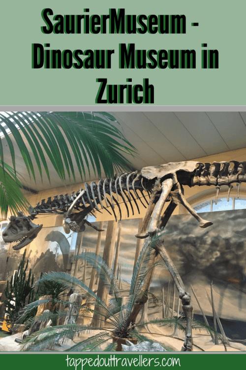 SaurierMuseum - Dinosaur Museum in Zurich Switzerland Road trip with kids | | Switzerland with kids  | Switzerland for Christmas | Switzerland in winter | Family Travel | Travel with kids