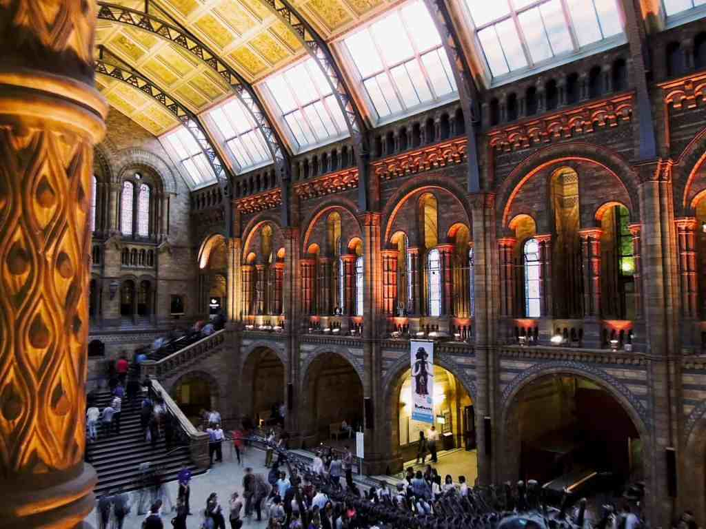 The Natural History Museum in South Kensington, London is a special place and taking a wander – even on a busy weekend day. Discover the best things to do in London. Museums in London that you must visit. What to do in London - free entertainment in London, UK. #adventuresofalondonkiwi #londonmuseums #naturalhistorymuseum