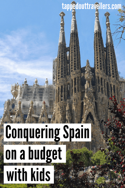 Spain is one of the most beautiful countries in the world, and anyone with a love for travel should consider visiting its vibrant and historic communities. Here's how to visit #Spain on a  #budget and with kids