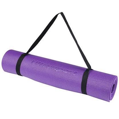 materassino yoga 6mm Ultrasport cintura