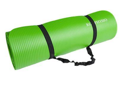 tappetino antiscivolo physio 1cm verde