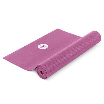 tappetino da yoga antiscivolo mudra studio viola