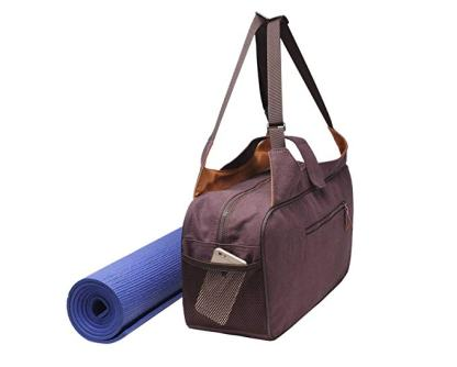 borsa yoga Vimalaa tappetini grandi tasche esterne