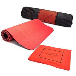 set Yoga Tappetino borsa telo