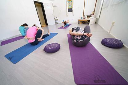 tappetino TPE ecologico JAS Namaste 6mm yoga
