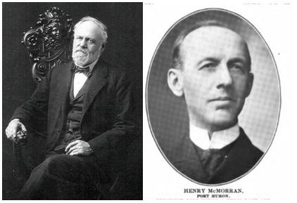 Brown and McMorran