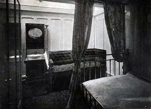 First Cabin Stateroom - New England