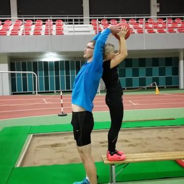 ÜKE treening