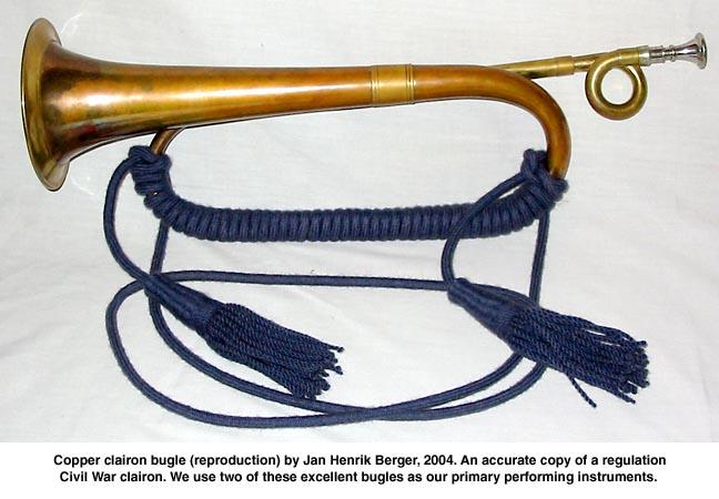 WW1 Replica bugle