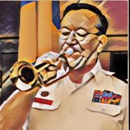 Find a live Taps Bugler for your loved ones funeral ceremony.