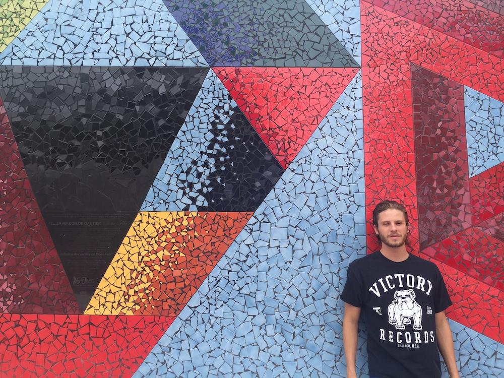 John Challis Growing UX designer