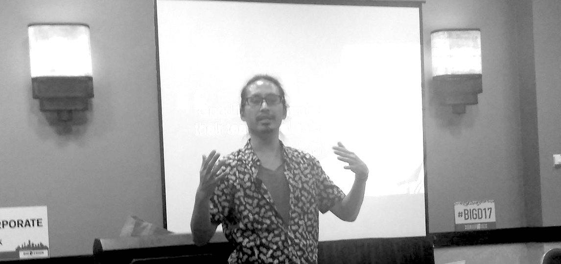 Big Design UX Presentation Skills