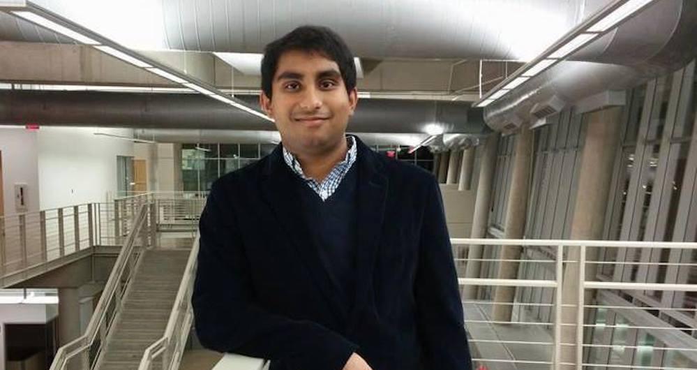 Srikant 'Cheeu' Chari getting started in UX Research
