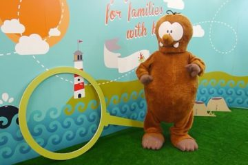 London with kids: Tapsy Tour for families with kids