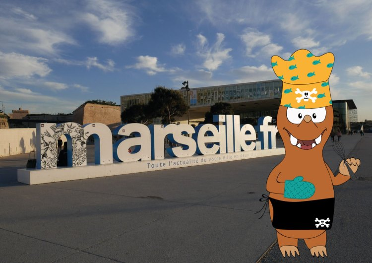 Tapsy Tour of Marseille with Tapsy Tours
