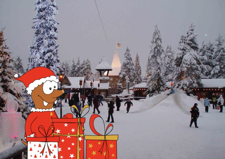 Santa Claus village in Rovaniemi_Tapsy Blog