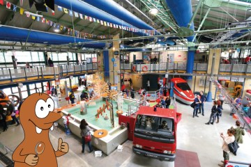 Explora museum for kids in Rome_Tapsy Tours for families with kids