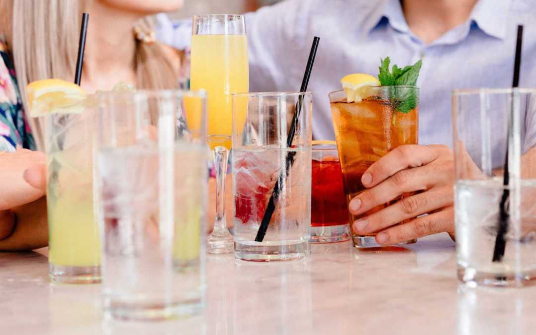 Top 5 Carbonated Drinks at your Next Party