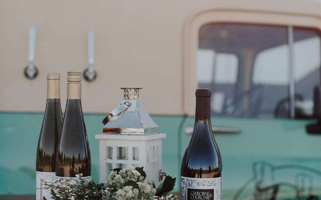 Why Tap Truck loves Claiborne & Churchill Wines on the Central Coast