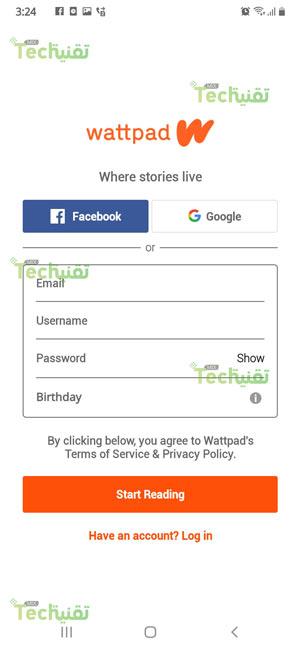 تحميل Wattpad الإصدار القديم للايفون تطبيق واتباد أين تعيش القصص