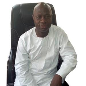 Hon. Dr. Jesse A. Ashumate Commissioner of Finance