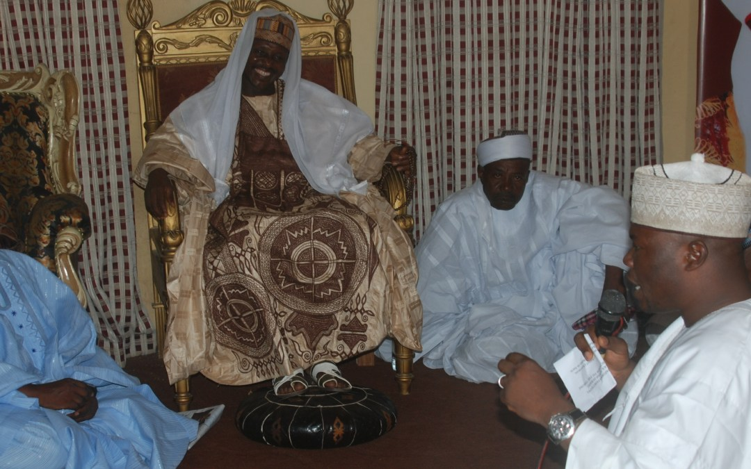 Gashaka Holds Maiden Security and Peace Meeting with New Lamdo Gashaka.
