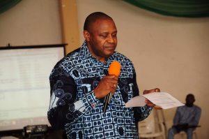 FAO Representative in Nigeria, Suffiyan Koroma