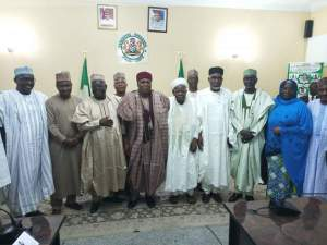 Northern Elders Visit Gov. Ishaku