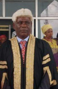 Mr. Mellah Orngu - The substantive Clerk of the House