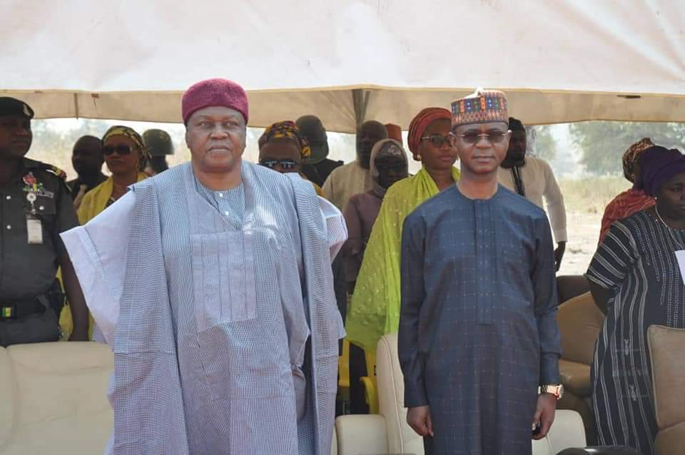 More Chiefdoms if Re-elected – Governor Ishaku