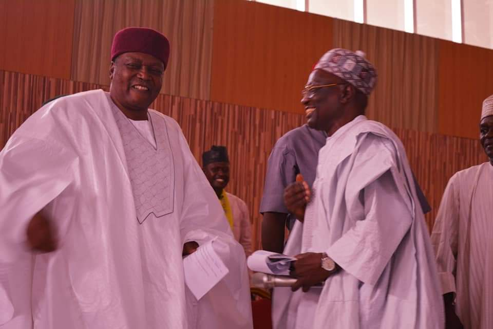 Cordial Working Relationship Must be Sustained – Gov. Ishaku
