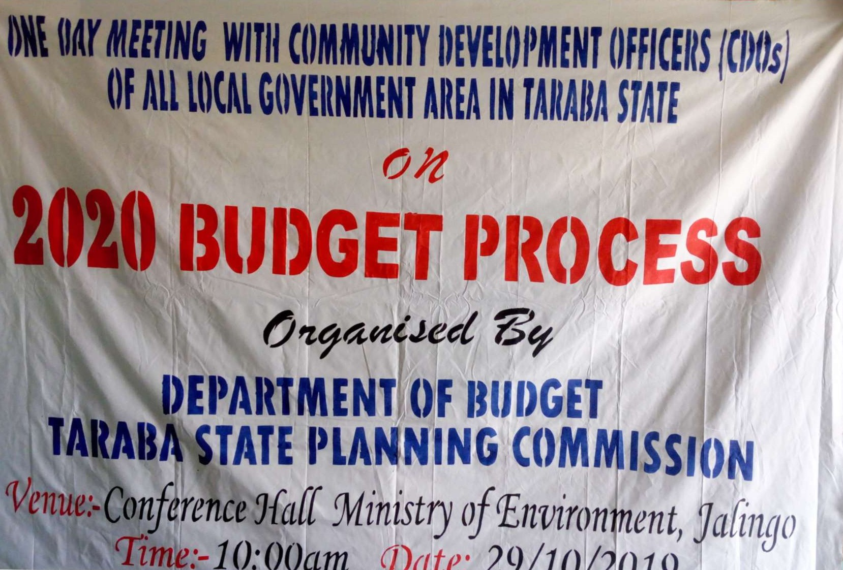 BANNER FOR 2020 BUDGET WITH CDOs