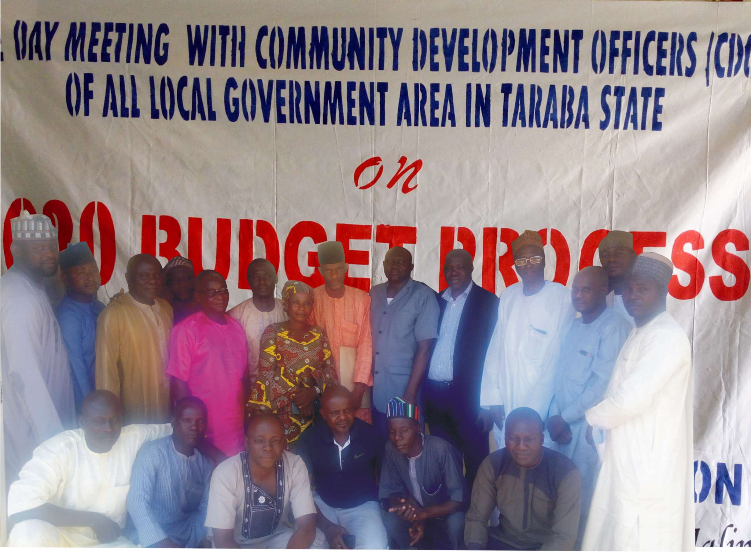 CDOs PHOTOGRAPH IN 2020 BUDGET PROCESS
