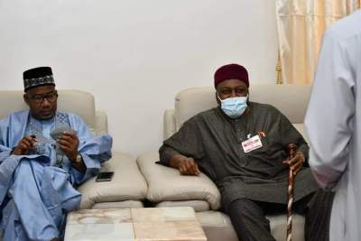 Gov. Ishaku and some Northeast Governors