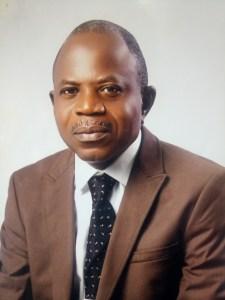 Engr. Tanko Kitere Audu, FNSE, FNICE, Permanent Secretary, Ministry of Works