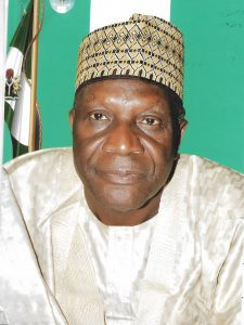 Commissioner of Information and Reorientation, Hon. Danjuma Anyeze Adamu