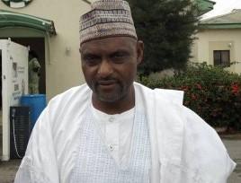 Permanent Secretary, Manpower Development - Office of the HOS. Umar Adamu Leme.