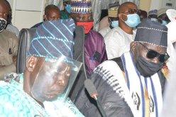 Chiefs visits Gov. Ishaku