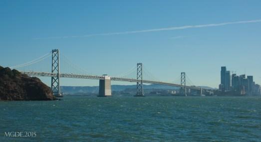The Western Span of San Francisco-Oakland Bay Bridge