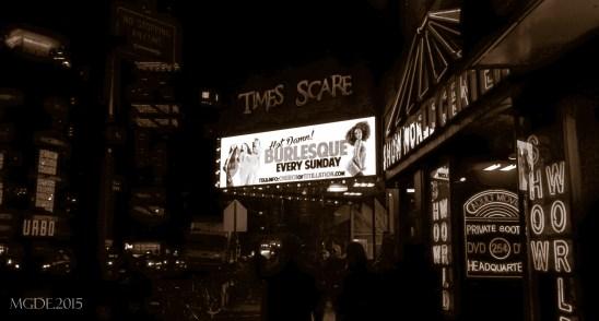 Times Scare Square