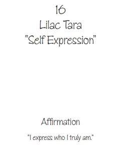Lilac Tara