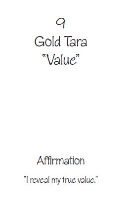 Gold Tara